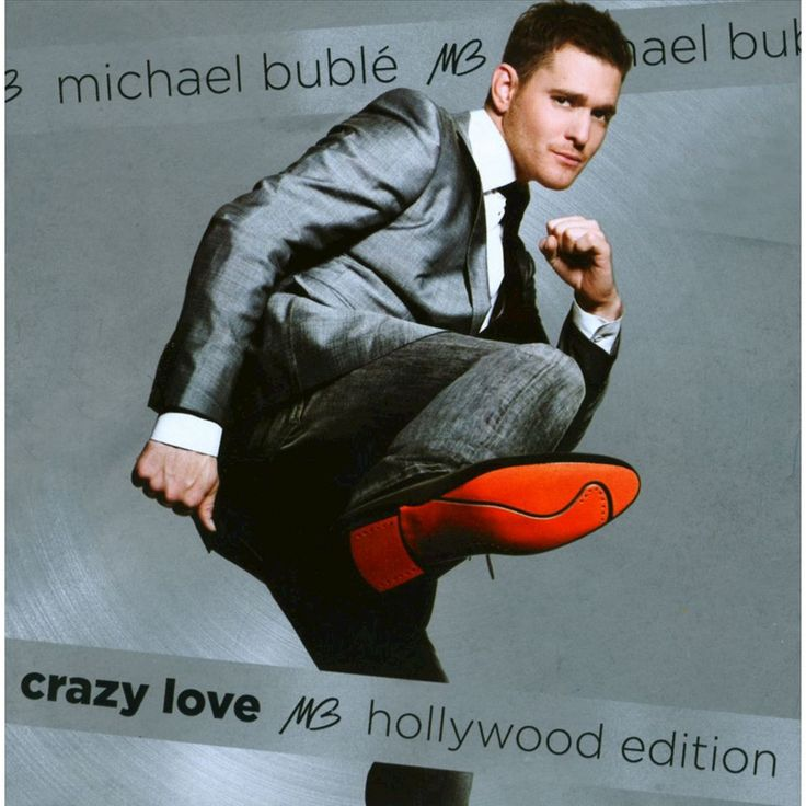 Michael Buble - Crazy Love (Hollywood Edition) (CD)