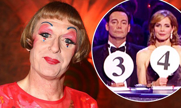 Grayson Perry has been approached about Strictly Come Dancing