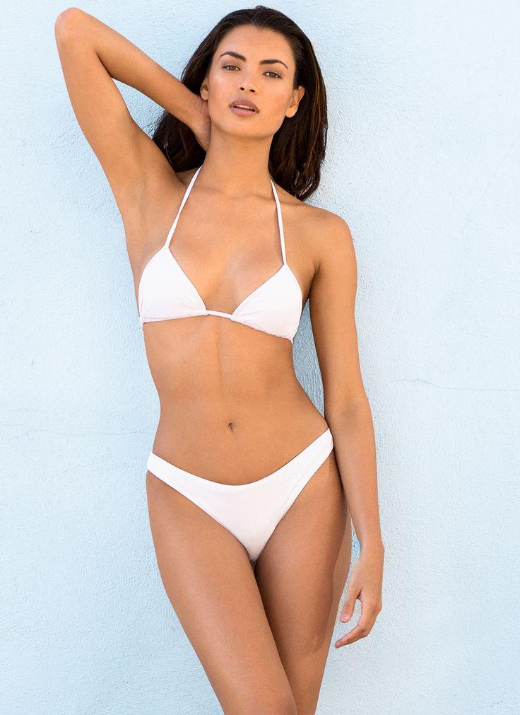 French cut bikini bottoms horny filipino woman