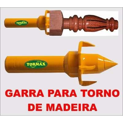 Garra Para Torno De Madeira - R$ 58,00