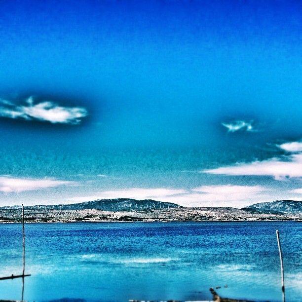 @confituredevivre Instagram photos | Etang de Leucate - South France