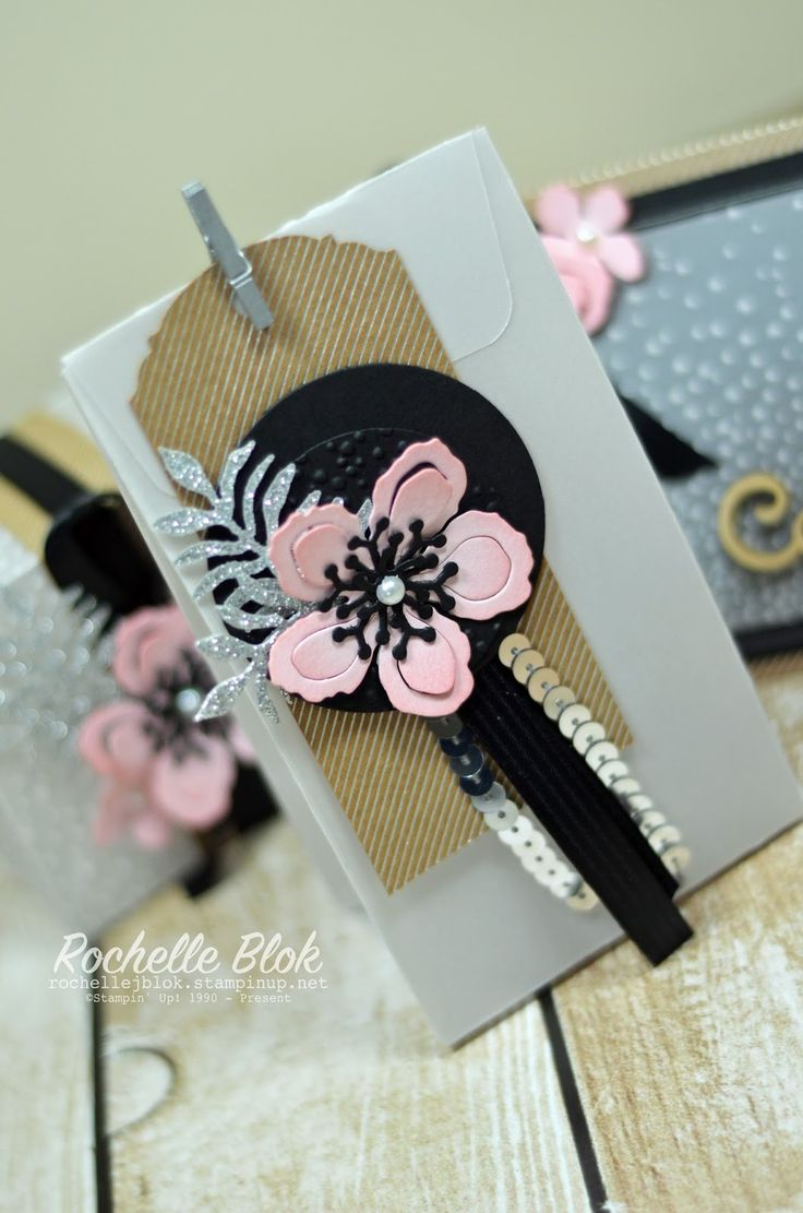 The Stamping Blok: Creation Station Blog Hop | Botanical Blooms | Rochelle Blok