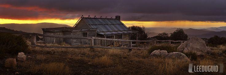Craigs Hut, Alpine National Park, Victoria, Australia