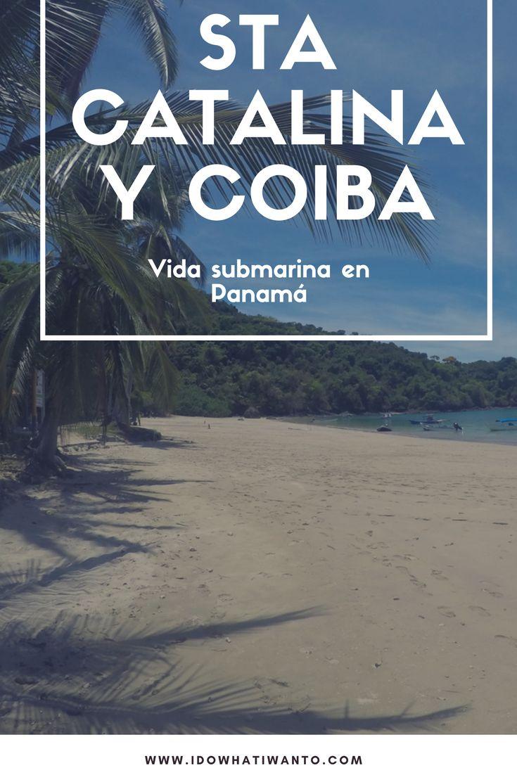 Santa Catalina y Parque Nacional de Coiba, dos lugares increíbles y poco visitados en Panamá. Buceo. Pasion por los viajes en America Central