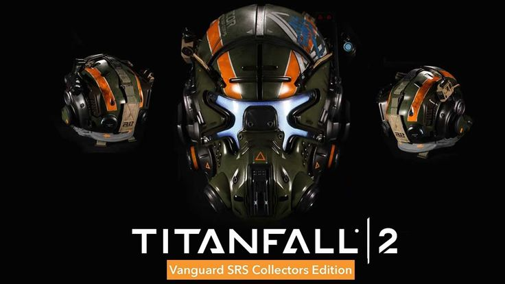 Unboxing : Titanfall 2 Vanguard Collector's Edition