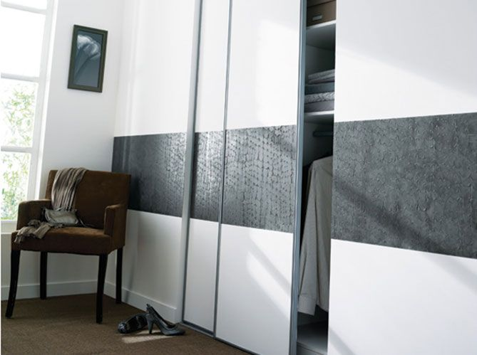 Oltre 1000 idee su porte de garde robe su pinterest for Deco placard coulissant