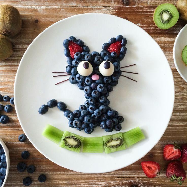 20 Divertidos platillos con fruta que tu hijo comerá sin hacer berrinche