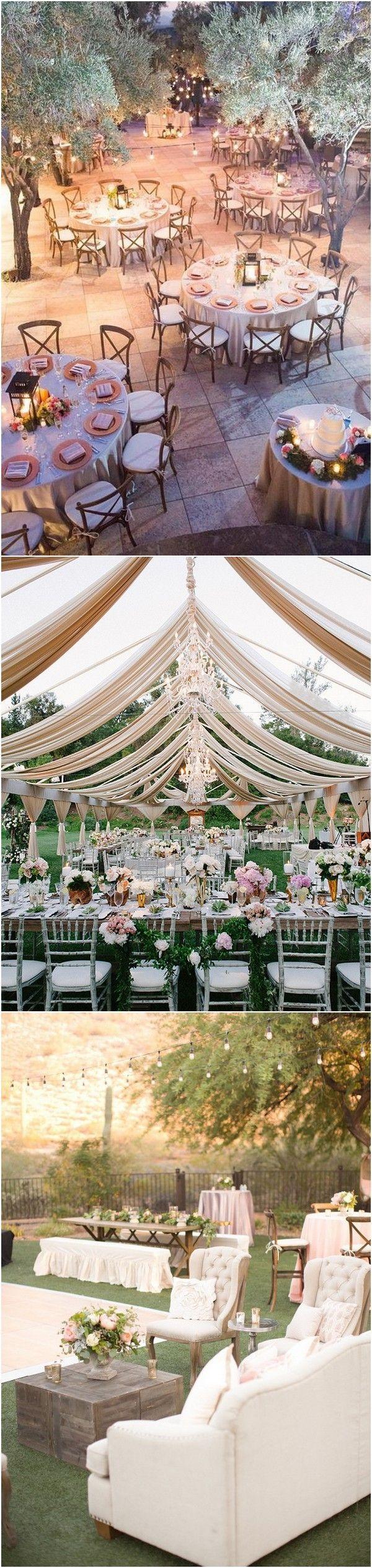 new england wedding venues on budget%0A Outdoor Wedding Reception Decoration Ideas