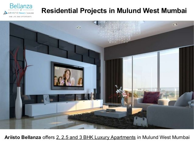 Ariisto Bellanza offers Residential Projects in Mulund West Mumbai