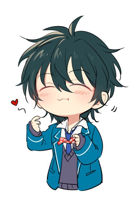 Anime Characters Chibi Boy | www.pixshark.com - Images ...