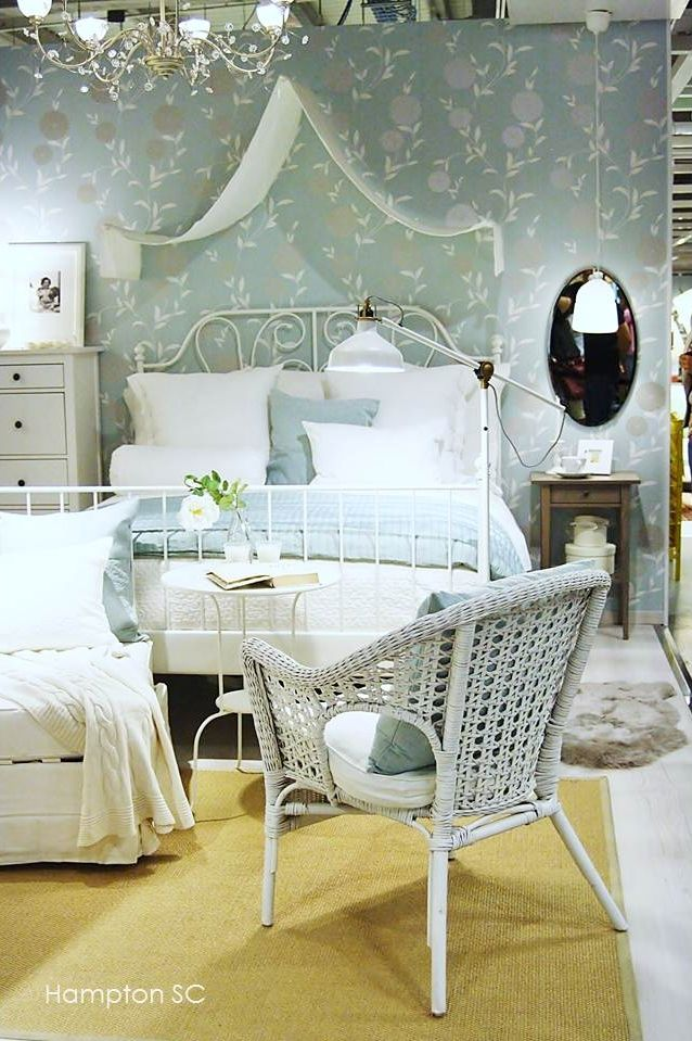 528 best images about blue shabby chic coastal crap on - Dormitorio shabby chic ...