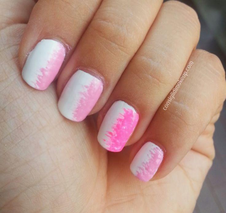 Consigli di Makeup: Tutorial Nail art con pennello a Ventaglio