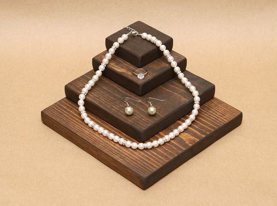 Hey, I found this really awesome Etsy listing at https://www.etsy.com/uk/listing/244905041/wooden-jewelry-display-riser-r003