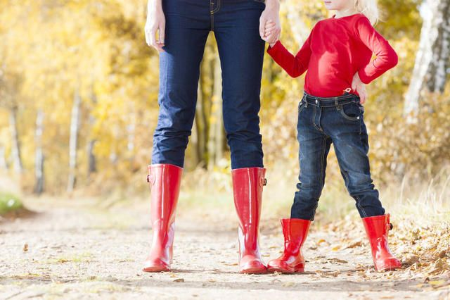 How and why you should be a mean parent