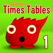 Squeebles Multiplication (Times Tables 1)