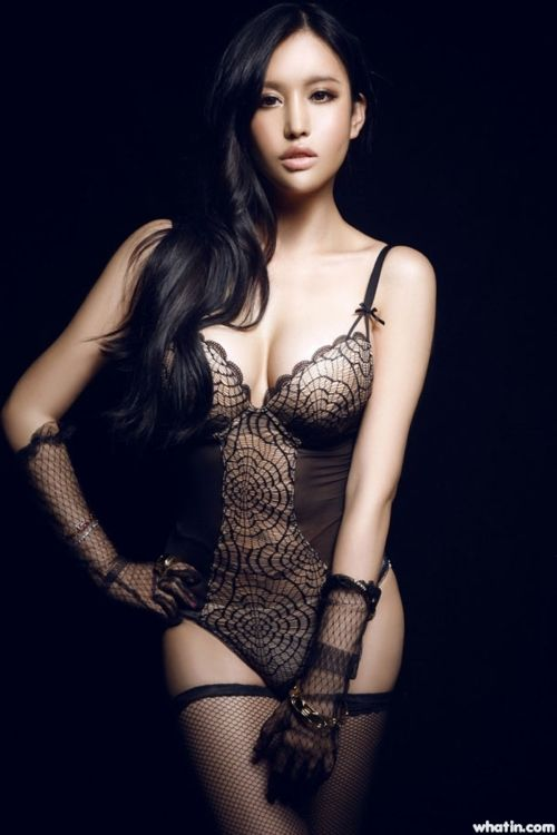 Black #Sheer #Bodysuit #Lingerie | beautiful clothing ...