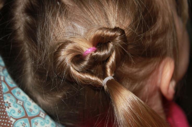 Valentine's Hair <3