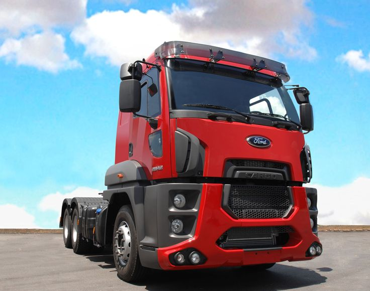 ford cargo extra heavy duty trucks pinterest ford. Black Bedroom Furniture Sets. Home Design Ideas