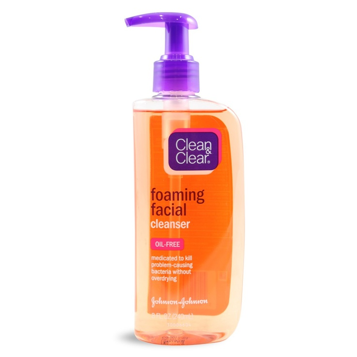 Foaming facial cleanser sukin
