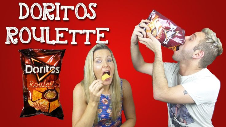 Dorito Roulette - The ChrisO & Sammy show (S03E10)