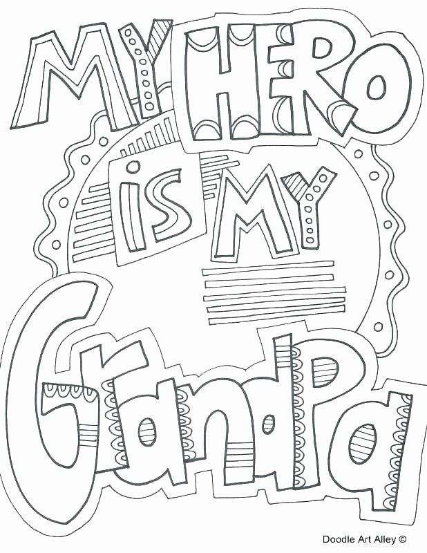 Find Free Printable Grandparents Day Coloring Pages With Images