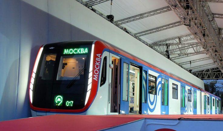 Вот так Московский метрополитен будет участвовать в «ЭКСПО 1520»