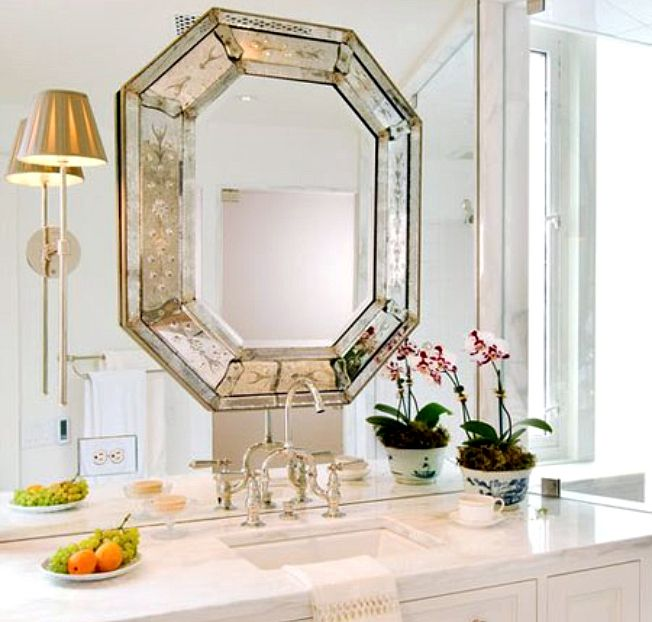 Bathroom Mirrors Home Goods 119 best bath images on pinterest | bathroom ideas, master