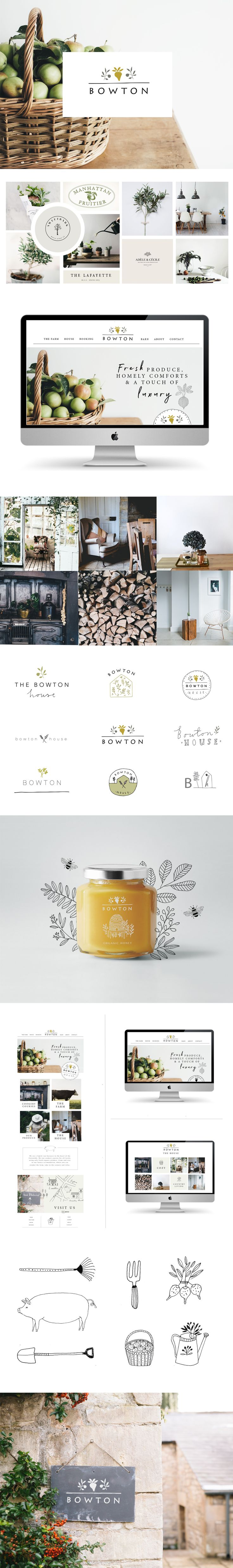 Branding and website by Ryn Frank