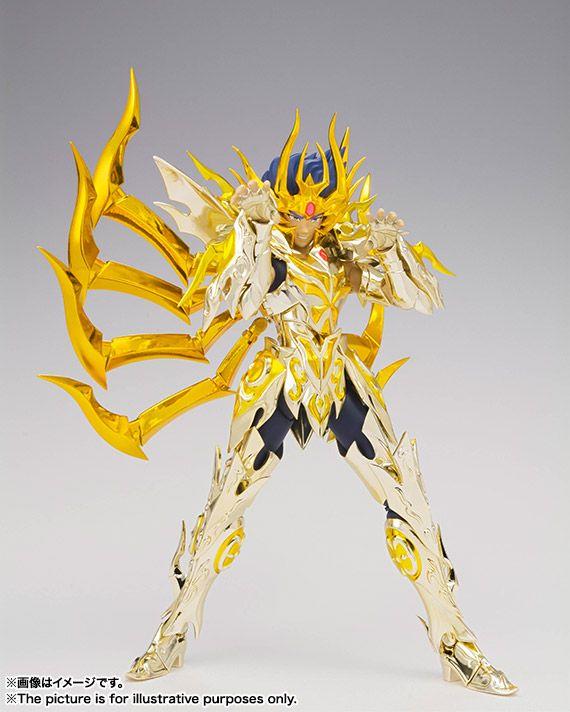 Myth Cloth EX Soul Of Gold Cancer Deathmask God Cloth