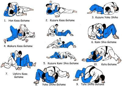 osaekomi waza techniques - Google Search