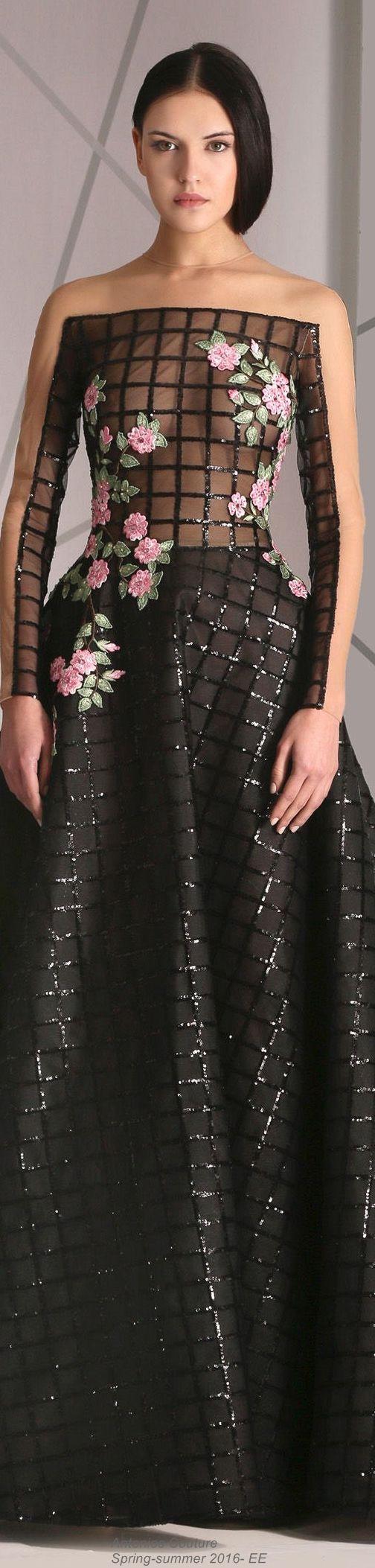 Antonios Couture Spring-summer 2016- EE jαɢlαdy