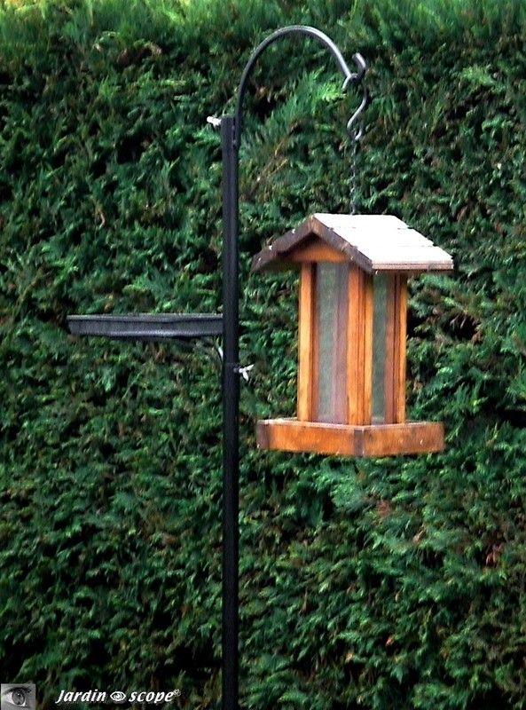 Mangeoire Pour Oiseaux on Pinterest  Cabane a insecte, Nichoir pour
