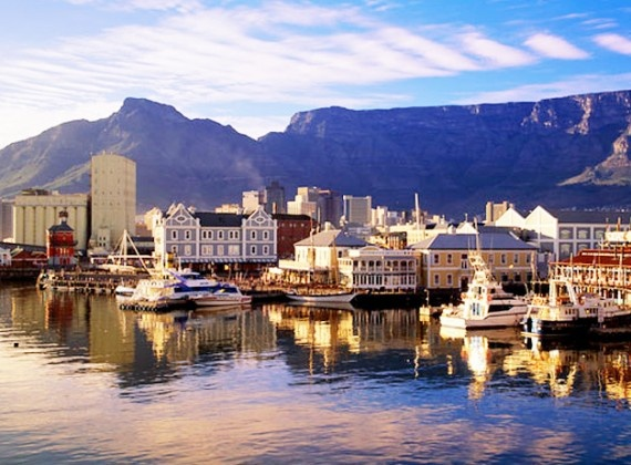 V Waterfront- Cape Town, South Africa