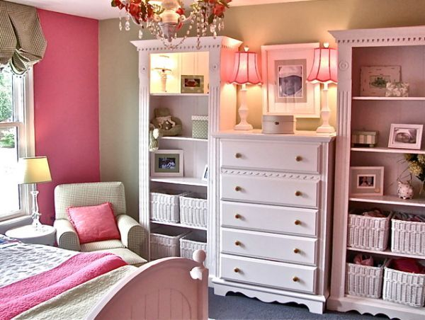 organizer toddler Closets | How To Choose Closets For A Girls Room