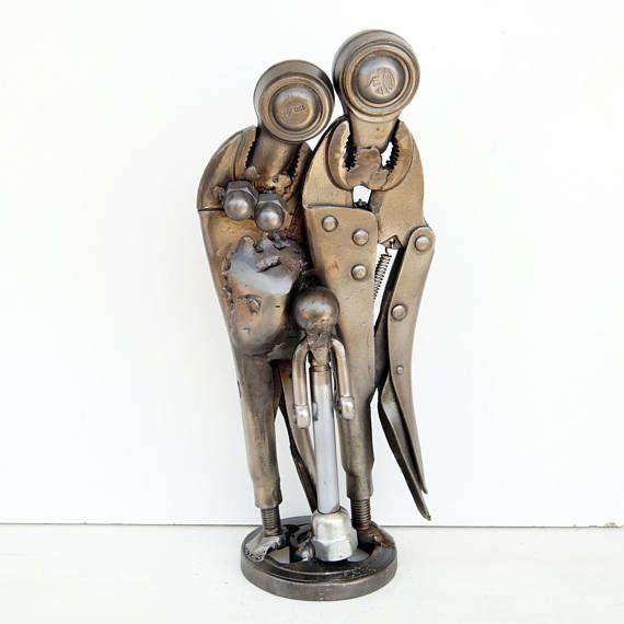 Sculpture / figurative sculpture / original art object /