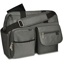 Fisher-Price Fastfinder Diaper Bag - Grey