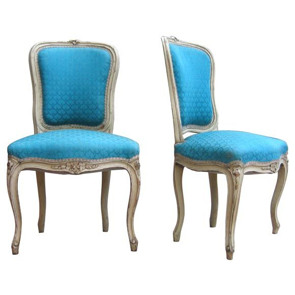 Drd: Dayka Robinson Designs: FURNITURE 101: LOUIS XV CHAIRS