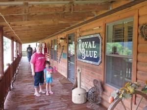 Ride Area Review - Ride Royal Blue ATV Resort, A Tennessee Trail Treasure, written by ATV Illustrated Magazine -  People initially come to Ride Royal Blue for the trails, but it's about much more than that for owner Sheila Westray and her crew.  To them you're not just another rider; you are a personal guest, and they've considered every detail for your visit right down to the food at the on-site restaurant. read more....