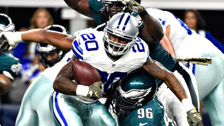 It's finally coming together for Darren McFadden, Cowboys