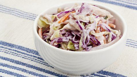 Red Cabbage and Carrot Coleslaw - RTE Food