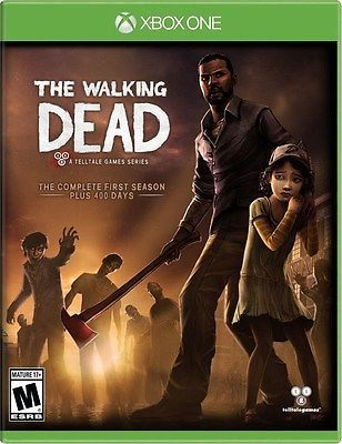 cool XBOX ONE GAME THE WALKING DEAD COMPLETE FIRST SEASON BRAND NEW SEALED - For Sale View more at http://shipperscentral.com/wp/product/xbox-one-game-the-walking-dead-complete-first-season-brand-new-sealed-for-sale/