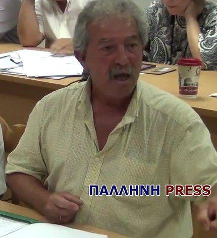 Παλλήνη Press | Ανθούσα-Γέρακας-Παλλήνη | Το πρώτο blog της πόλης !!!: Γαβράς προς δημότες: Mην αφήσετε να πάρουν σήμερα ...
