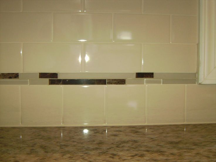 Find This Pin And More On Backsplash Ideas By Angelamccanny. Subway Tile ...