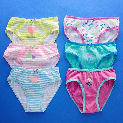 Look at this Always Essential: Girls' Underwear on #zulily today!