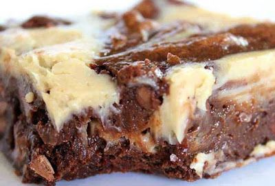 ... brownies recipe brownies bars swirl brownies swirled fudge cheesecake
