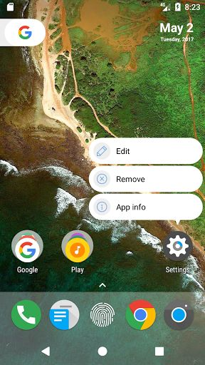 N Launcher Pro - Nougat 7.0 v1.3.5   N Launcher Pro - Nougat 7.0 v1.3.5Requirements:4.1 and upOverview:N Launcher is designed to be a Simple Fast Light Launcher including native Android 7.0 Nougat launcher experience!  N Launcher also keeps latest Android 6.0 Marshmallow experienceand has many enhanced features.  Features for Android N: Android 7.0 Nougat style Animation and Design. Android 7.0 Nougat Style Drawer Vertical style A-Z fast scrollbar. Android 7.0 Nougat Style for Widgets…