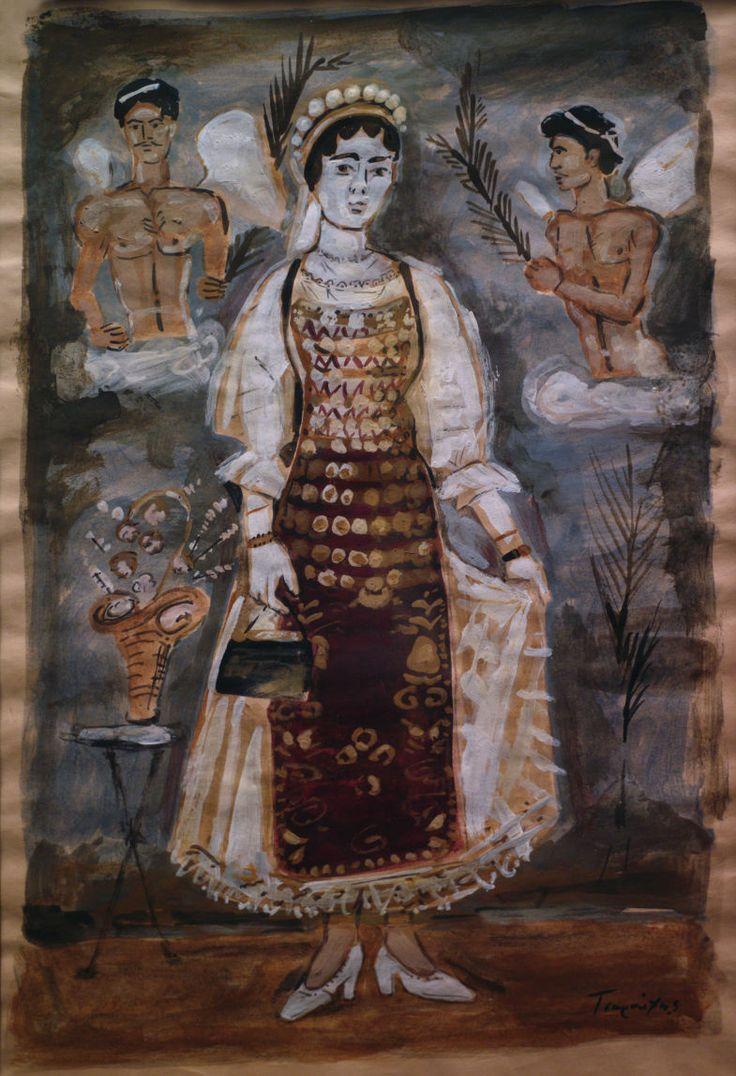 Μεγαρίτισσα και Έρωτες (έργο συλλογής)   Felios Collection