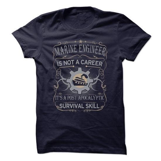 Marine Engineer Is Not A Career - #tshirt crafts #striped sweater. HURRY => https://www.sunfrog.com/LifeStyle/id-Is-Not-A-Career-40980822-Guys.html?68278