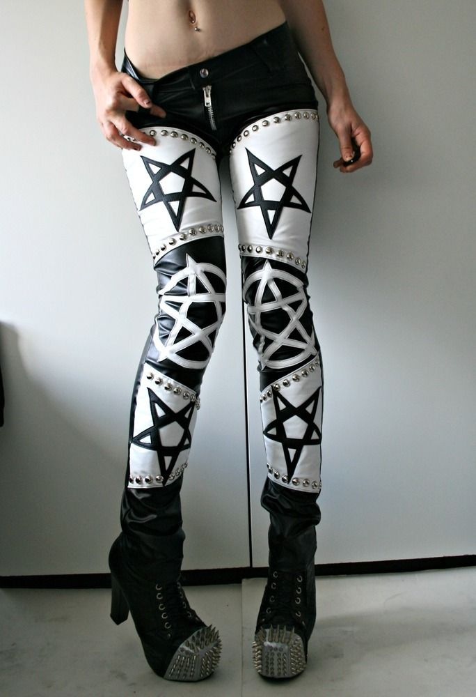 Image of WITCHCRAFT PANTS imagine with gears!!!!