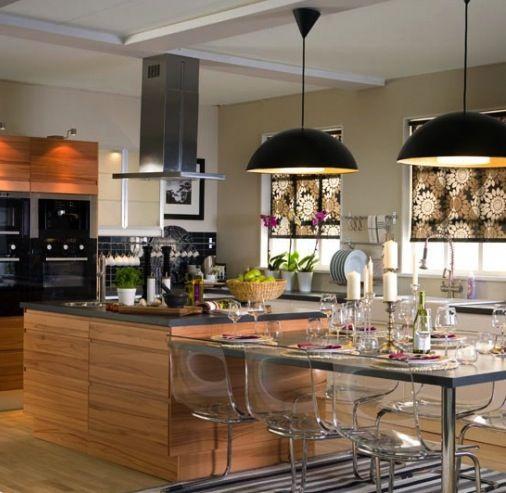 L'IMPORTANZA DELL'ILLUMINAZIONE IN CUCINA:  tutti i consigli ed i segreti per sfruttare al meglio la luce in cucina <3 Leggete e prendete nota!